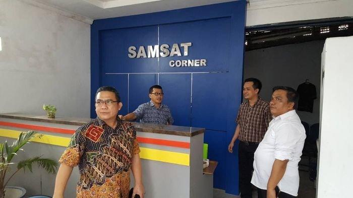 SAMSAT Corner Palembang Selama Ramadhan