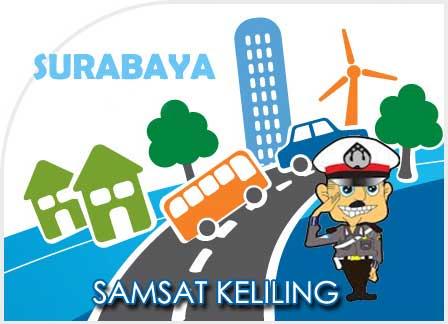 Jadwal Samsat Corner Surabaya dan Kediri 2020