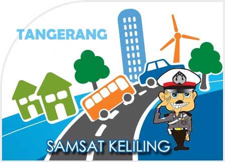 Jadwal SAMSAT Keliling Kota Tangerang 2019