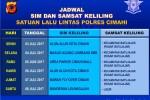 Jadwal SAMSAT Keliling Cimahi Agustus 2018