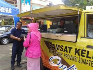 perpanjangan STNK Online Palembang 2021
