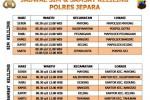Jadwal SIM Keliling Jepara 2017