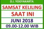 Jadwal SAMSAT Keliling Juni 2018