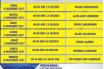 Jadwal SAMSAT Keliling Kuningan Januari 2017