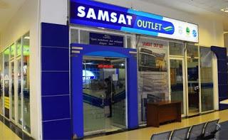 Gerai Samsat Thamrin City