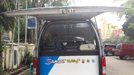 samsat keliling kota cimahi 2019