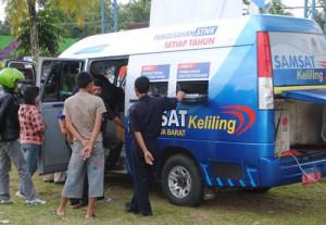 Jadwal SAMSAT Keliling Kota Bekasi Februari 2018