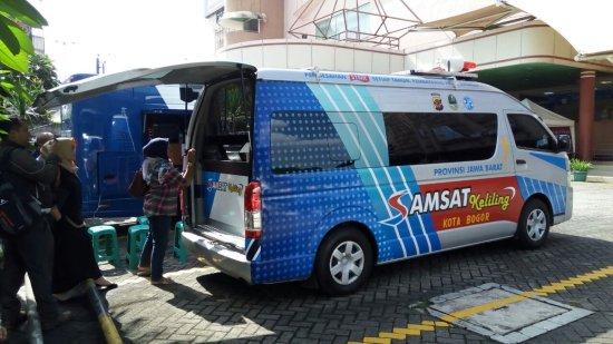 Jadwal SAMSAT Bogor 2021