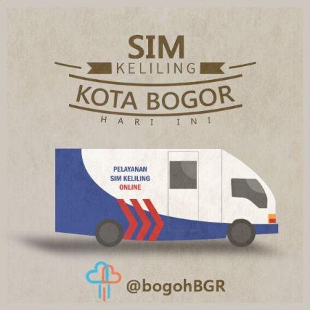 Jadwal SAMSAT Online Kota Bogor Oktober 2021