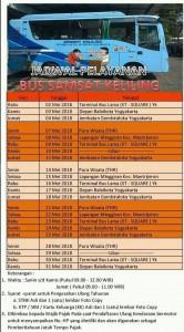 Jadwal SIM Keliling Yogyakarta Mei 2018
