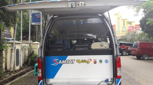 Jadwal SAMSAT Keliling Cirebon Maret 2020