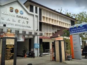 Kantor SAMSAT Kabupaten GunungKidul