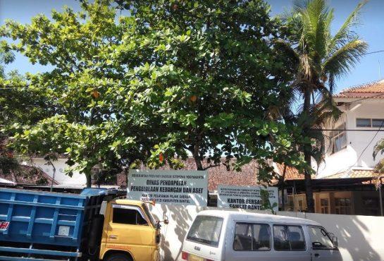 kantor SAMSAT Kabupaten Bantul