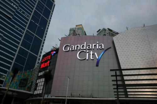 Perpanjang SIM dan STNK di Gandaria City Mall