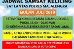 Jadwal Samsat Keliling Majalengka Juli 2019