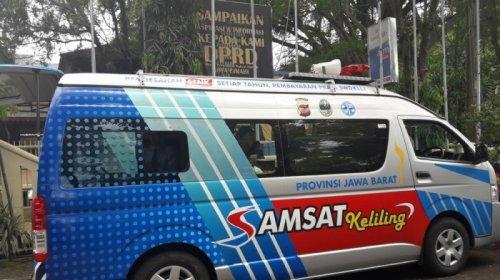 Jadwal SAMSAT Keliling Sukabumi April 2021