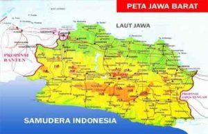 Kode Plat Nomor daerah Jawa Barat