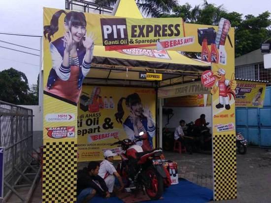 PIT EXPRESS Honda AHASS