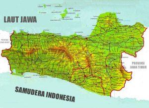 Kode plat nomor polisi daerah Jawa Tengah dan D.I Yogyakarta