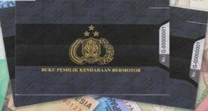 Biaya Balik Nama BPKB dan STNK