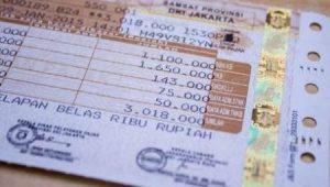 Biaya Balik Nama Motor dan Mobil pada BPKB dan STNK