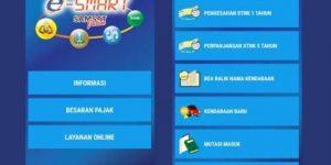 aplikasi cek pajak jatim E-SMART SAMSAT JATIM