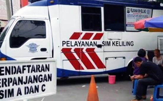 Layanan SIM dan SAMSAT Corner Cianjur untuk Oktober 2021