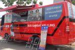 Bus Samsat Keliling Batam 2021