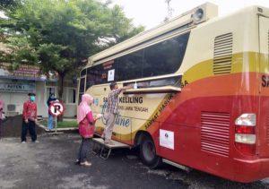 Bus Samsat Sragen Jateng 2021