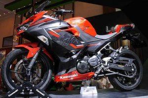 Kawasaki 2021 Ninja 250 SE (MDP)