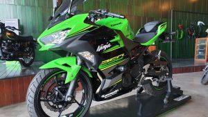 Kawasaki Ninja 250 SE ABS