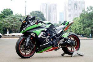 Kawasaki 2021 Ninja SE (ABS)