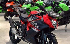 Kawasaki Ninja 250 SL 2021