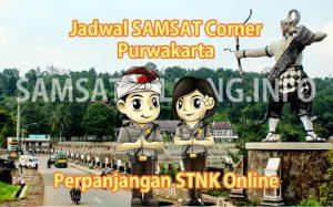 Lokasi Pelayanan SAMSAT Corner dan Gerai SAMSAT Desa Purwakarta Jateng
