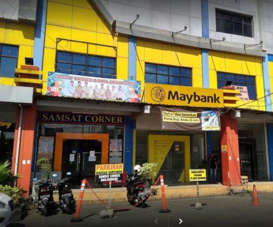 Lokasi SAMSAT Keliling Banjarbaru 2021