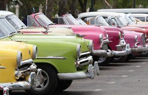 Mobil Klasik Terpopuler dan Terfavorit di Dunia