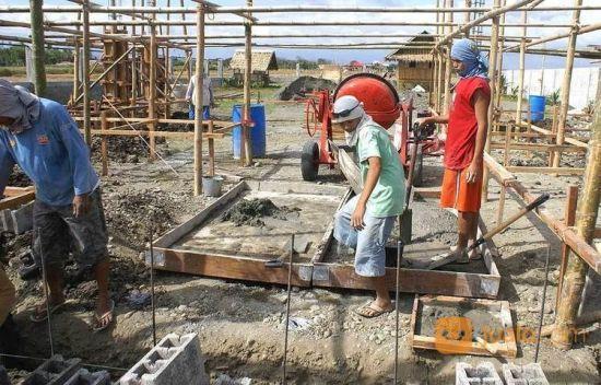 Besar bayaran tukang bangunan 2021