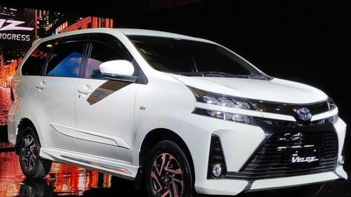 Pajak Toyota Avanza Veloz