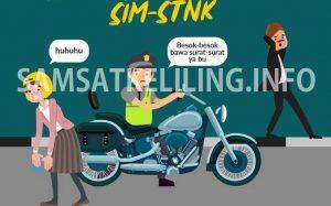 cara mengecek pelanggaran motor lalu lintas