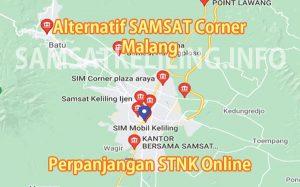 Alternatif Lokasi SAMSAT Corner Kota Malang