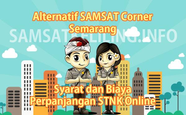 Jadwal Lokasi SAMSAT Corner Semarang
