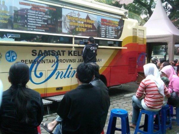 Jadwal SAMSAT Keliling Solo Pemerintah Kota Surakarta Jateng