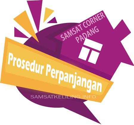Prosedur tempat perpanjangan pajak STNK di Kota Padang