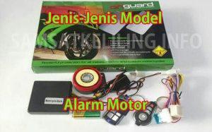 Jenis dan Model Alarm untuk Motor