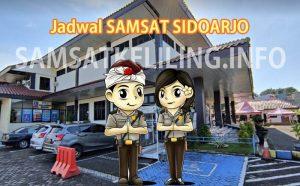 Halaman SAMSAT Sidoarjo