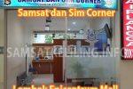 Samsat dan Sim Corner Lombok Epicentrum Mall Lower Ground