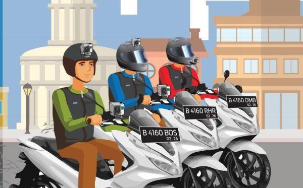 Cek Plat Nomor Kendaraan Jawa Tengah atau Jateng