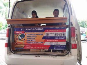 Jadwal Jam Buka Pelayanan SAMSAT Keliling Tulungagung