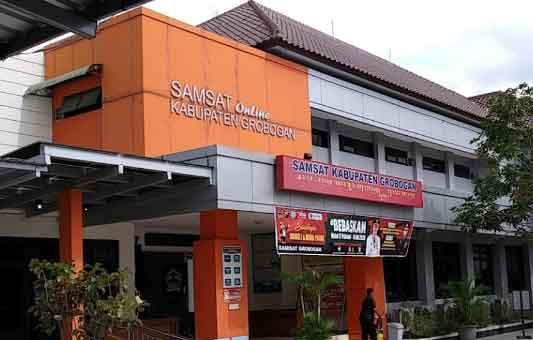 Kantor Samsat Kabupaten Grobogan