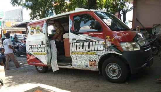 Kunjungi layanan Bus SAMSAT Keliling Tuban Berikut